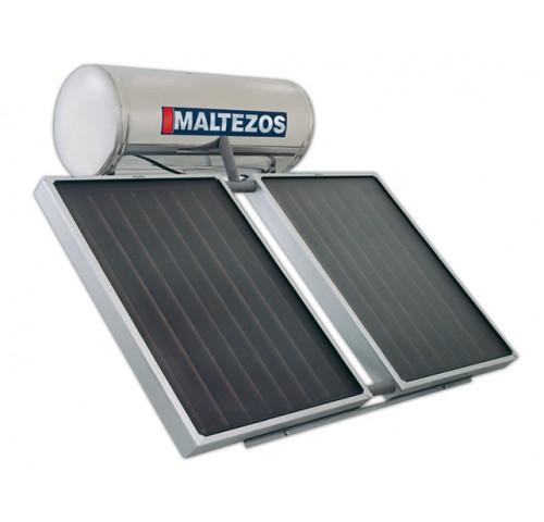 Aνοξείδωτοι ηλιακοί θερμοσίφωνες MALT NCS - 160L