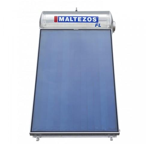 Aνοξείδωτοι ηλιακοί θερμοσίφωνες τύπου MALT FL - 200L